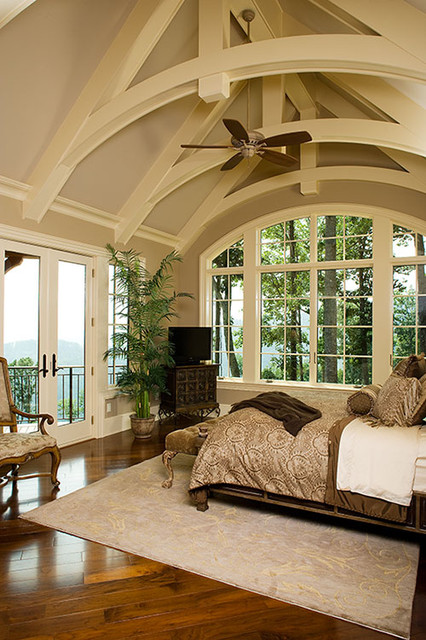 The Oak Abbey Plan 5003 Traditional Bedroom Charlotte By Donald A Gardner
