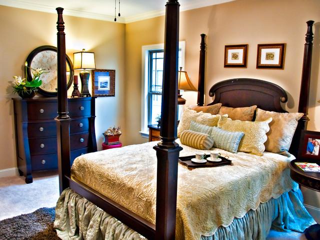 The Overlook - Hixson TN traditional-bedroom