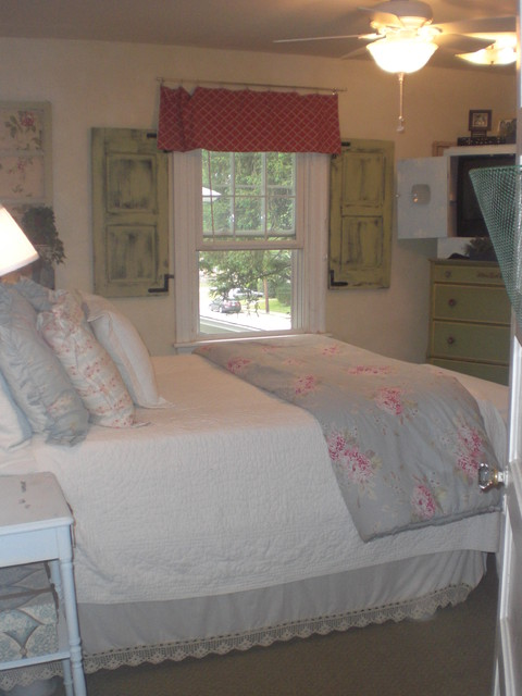 The Painted Home traditional bedroom