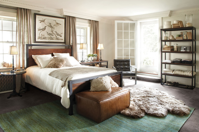 Great The Palmer Collection Contemporary Bedroom