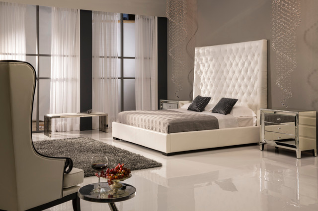 penthouse furniture. The Penthouse Bedroom Modern-bedroom Furniture