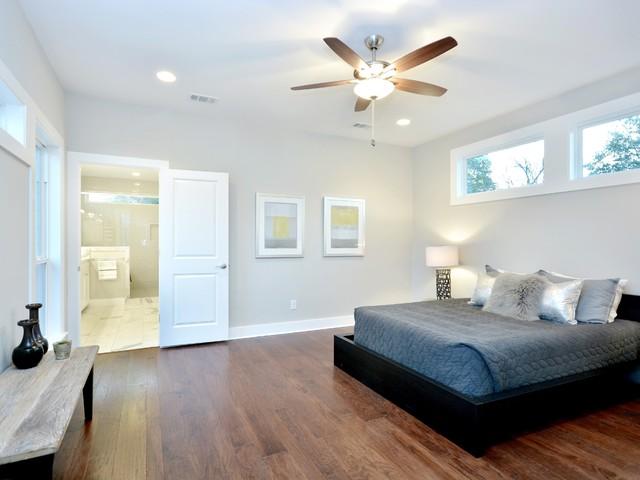 The piedmont estilo craftsman dormitorio austin de for Danze e davis architects