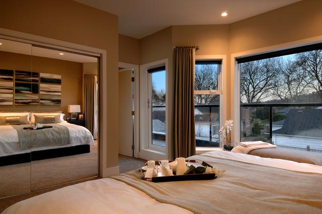 The Promenade traditional-bedroom