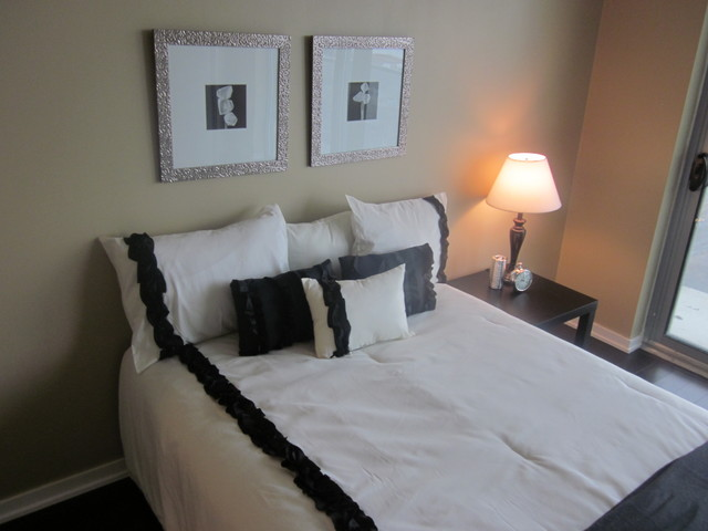 The queensway toronto condo contemporary bedroom for Kitchen ideas queensway