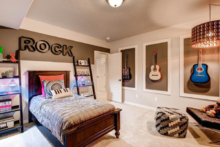 The Raintree by Campbell Homes in Meridian Ranch transitional-bedroom