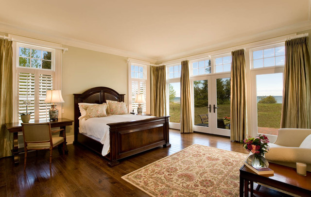 The Redfield Home traditional bedroom
