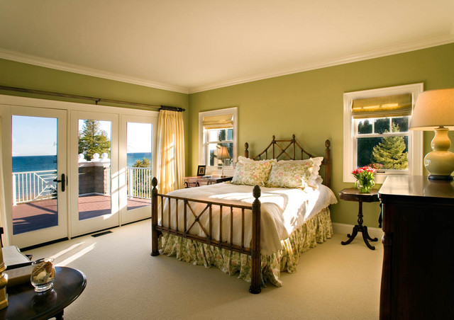 The Redfield Home traditional-bedroom