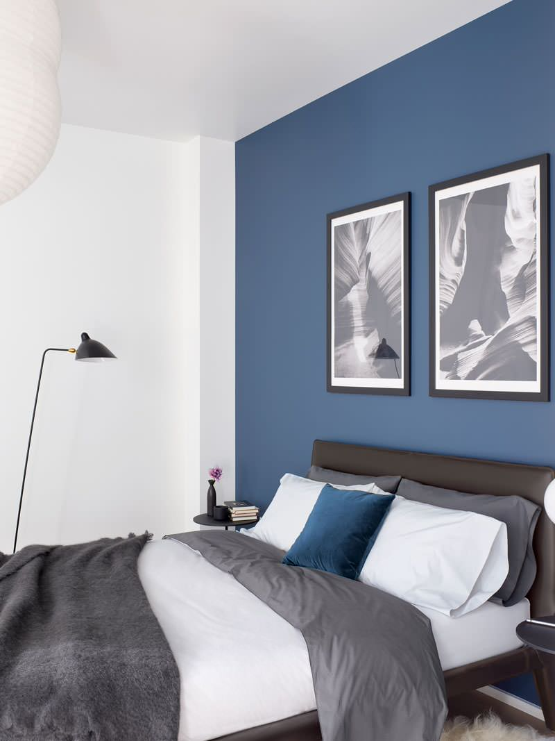 75 Beautiful Blue Bedroom Pictures Ideas February 2021 Houzz