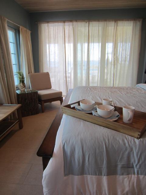 The Starfish Home Long Island, Bahamas traditional-bedroom