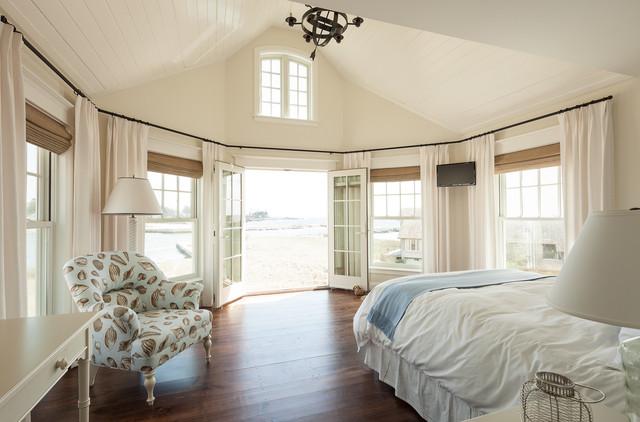 The Summer House Beach Style Bedroom Portland Maine
