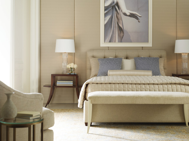 The Thomas Pheasant Collection Contemporary Bedroom