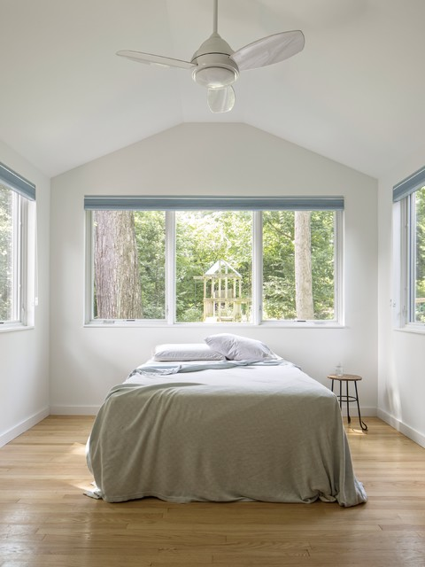 The Treehouse contemporary-bedroom