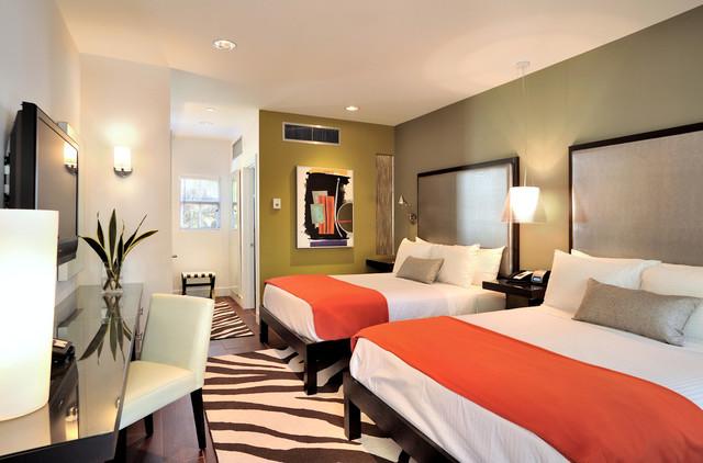 THE TRUMAN HOTEL modern-bedroom