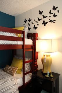 The Upward Bound House by Vanessa De Vargas contemporary bedroom
