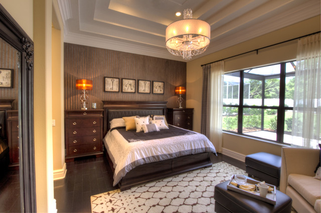 The Westchester Model Modern Bedroom Other Metro By Villages Of Citrus Hills