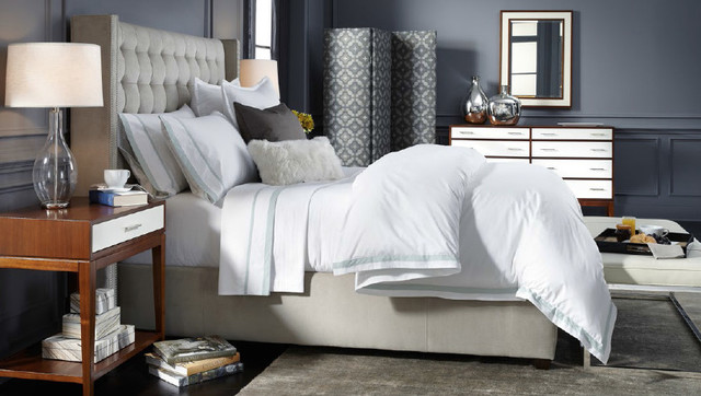Theodore Bed Hughes Storage Pieces Duncan Bench Modern Bedroom Charlotte By Mitchell