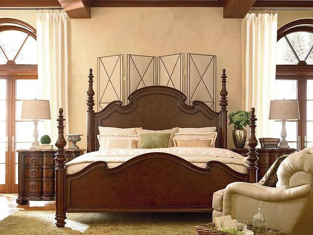 Thomasville bedrooms traditional bedroom other metro by thomasville furniture - Thomasville bedroom furniture ...