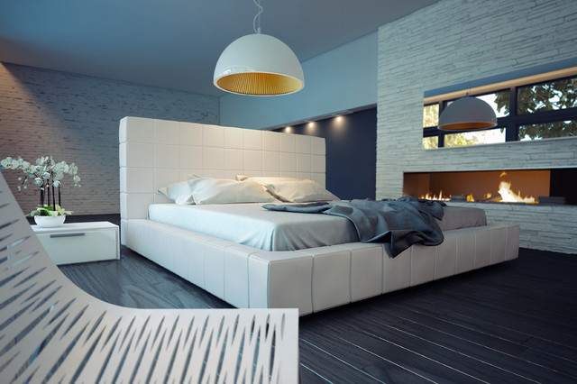 Thompson Bed by Modloft @ Direct Furniture modern-bedroom