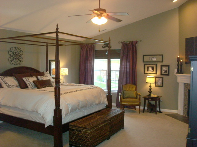 The master bedroom is done!! Pretty much. Almost. Close ...  Thrifty Bedroom Ideas