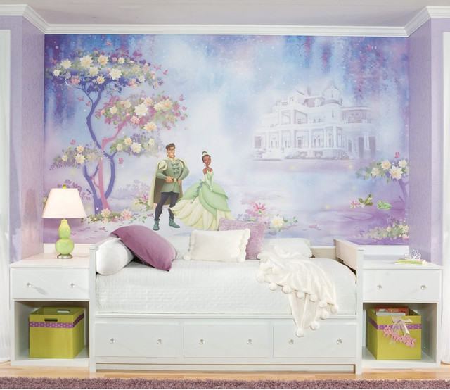 Tiana Princess Frog Bedding And Room Decorations Modern Bedroom