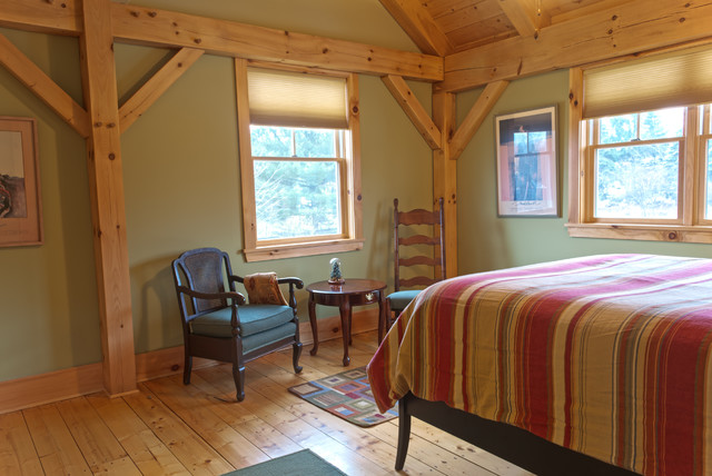 Timber frame barn home for Accents salon chagrin falls