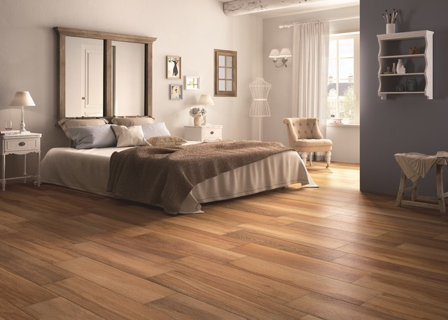 Timber Look Tiles Provence Cuveecontemporary Bedroom Perth
