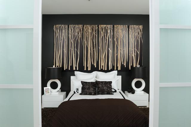 TLofts, West LA contemporary-bedroom