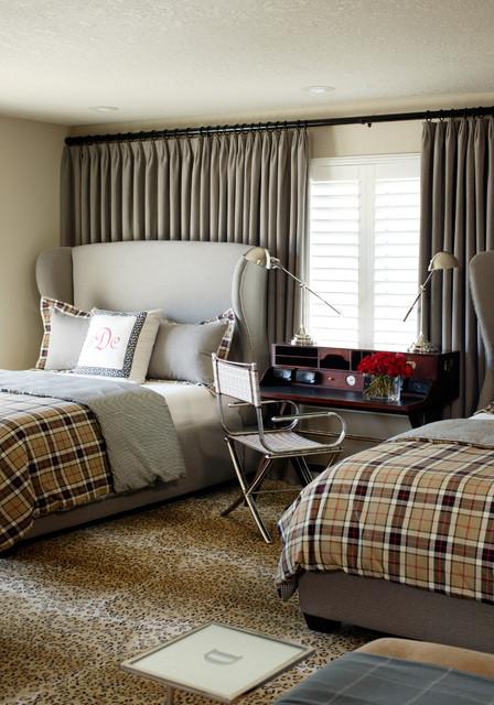 Tobi Fairley modern-bedroom