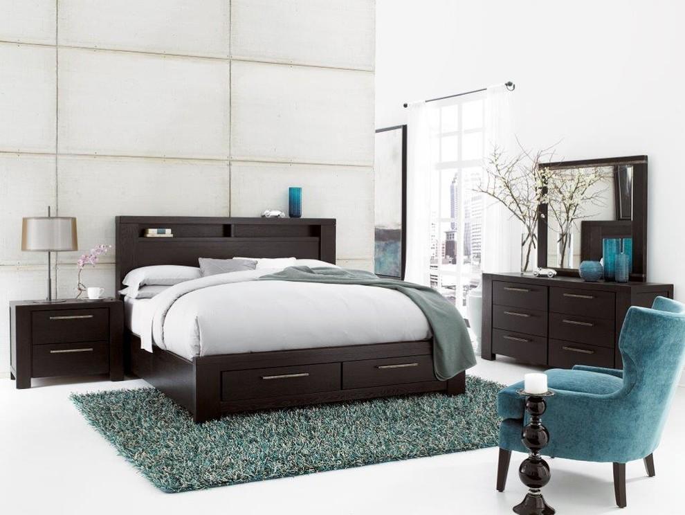 Tomahawk Bedroom Set Modern Bedroom Los Angeles By Nader S