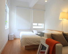 Tong Lau Redesigned for Rent contemporary bedroom