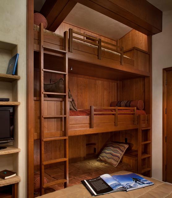 Top Of The Village Contemporary Bedroom
