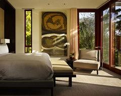 Toth Construction contemporary-bedroom