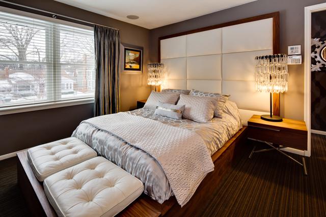 Townes Road Home eclectic-bedroom