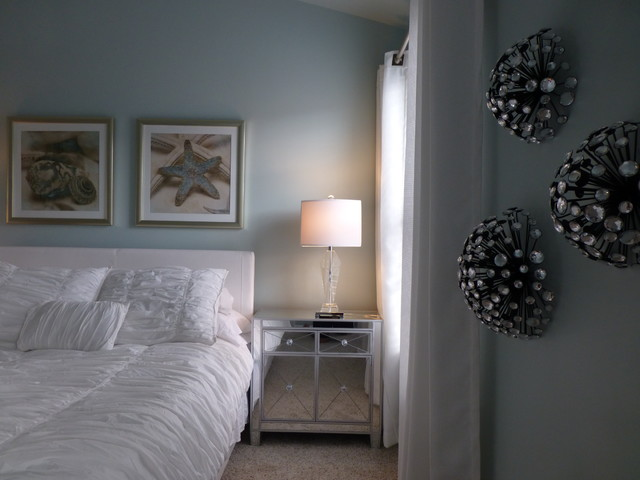 Townhouse Interior Design Consulting Process contemporary-bedroom