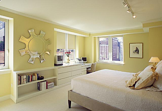 contemporary bedroom by Tobin + Parnes Design Enterprises