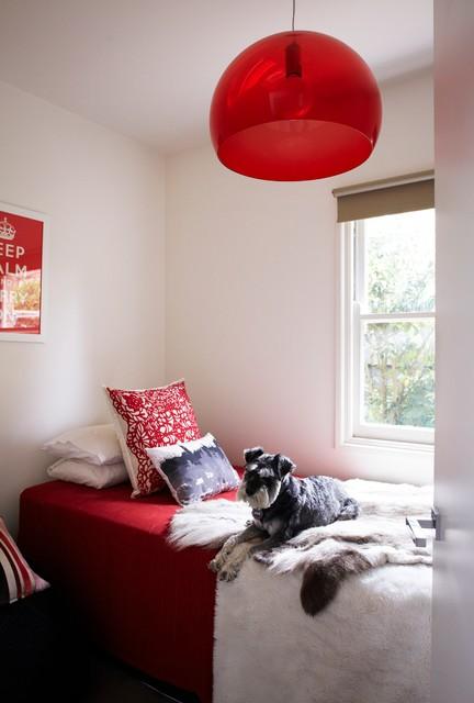 Tracie ellis 39 home midcentury bedroom melbourne by for Tracie ellis bedding