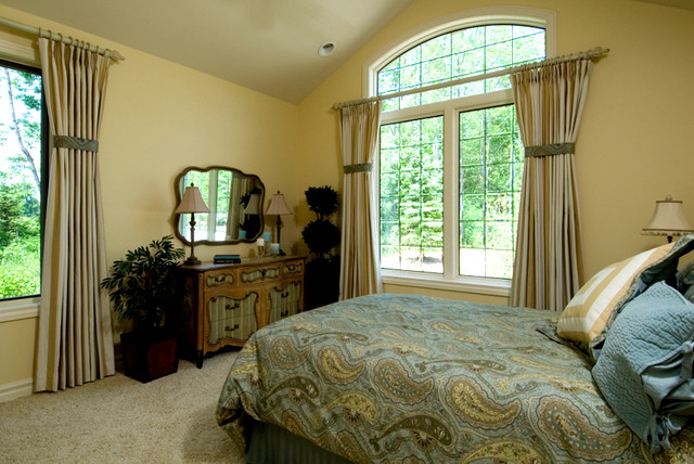 Traditional and Timeless traditional-bedroom