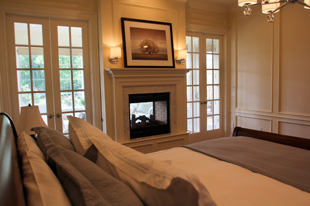 Traditional at its best bedroom