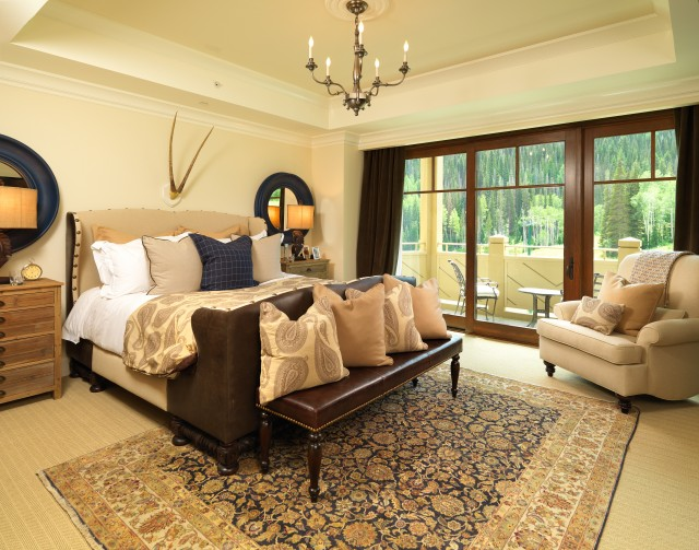 Montage Deer Valley traditional bedroom