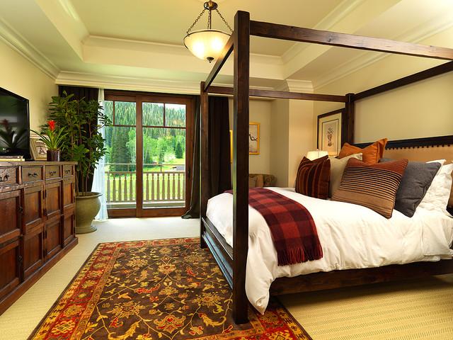 Montage Deer Valley traditional-bedroom
