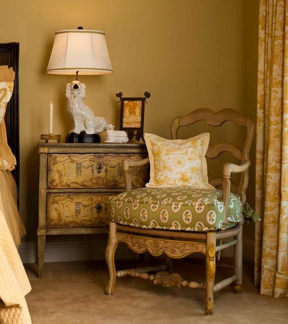 Guest Bedroom Traditional Bedroom Dallas By
