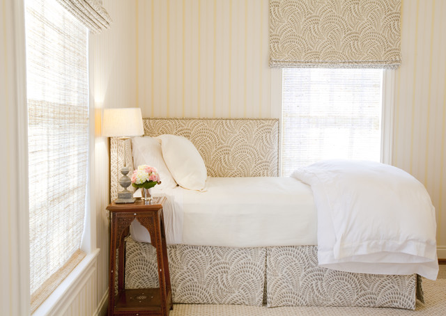 Eclectic traditional-bedroom