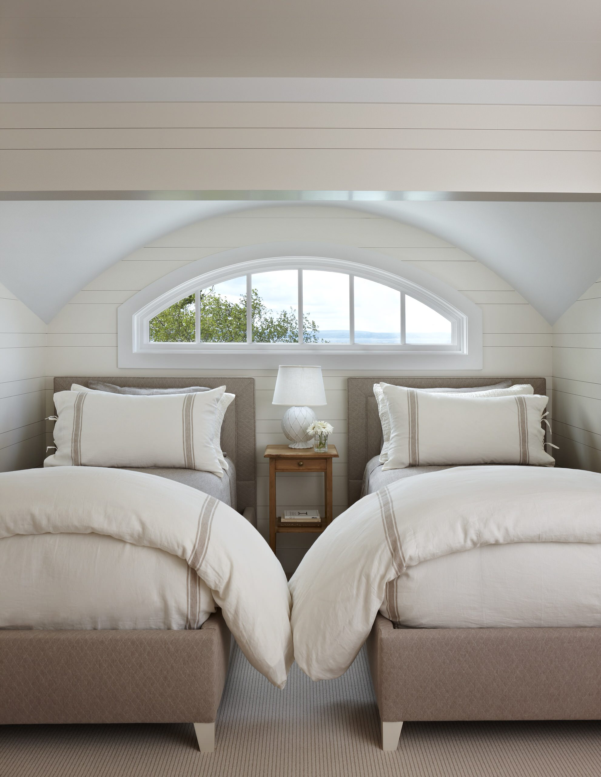 Twin Bed Guest Room Houzz