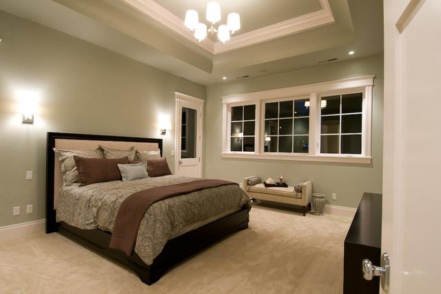 Bedrooms of Infinity traditional-bedroom
