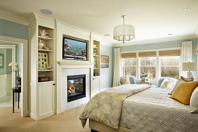 Traditional bedroom - Traditional bedroom design ideas ...