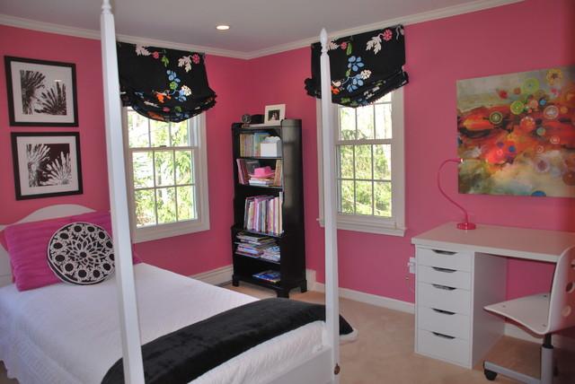 Kids Bedrooms traditional-bedroom