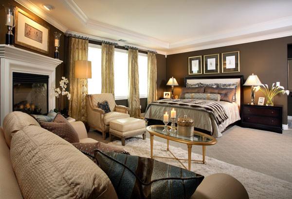 Machado Place, Avignon, Pleasanton traditional-bedroom