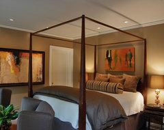 Beard Residence - Tudor-style Home Remodel traditional-bedroom
