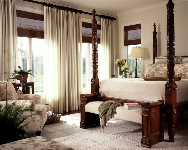 traditional bedroom by jill Shevlin  - Intrinsic Designs
