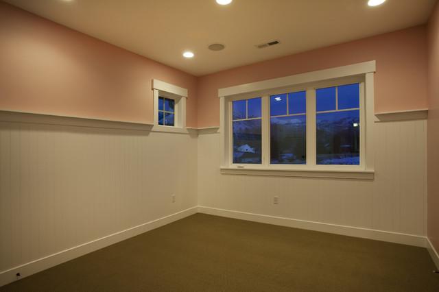 Custom Home - Draper, UT traditional-bedroom